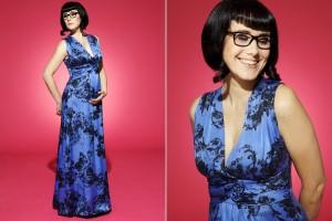 3e87693eaf1 Abendkleid-Festkleid-blau - Maßatelier Kalaizis